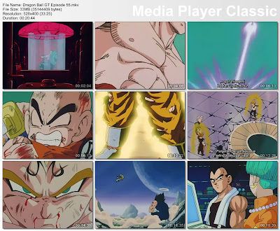 Download Film / Anime Dragon Ball GT Episode 55 Bahasa Indonesia