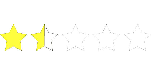 image of 1.5 star review rating