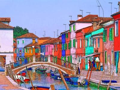 Venice art work