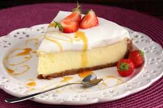 Cheesecake al Limone con Forno