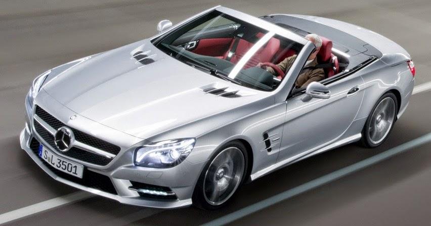 Daftar Lengkap Harga Mobil Mercedes Benz Terbaru 2015