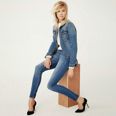 Suiteblanco jeans & denim otoño invierno 2014