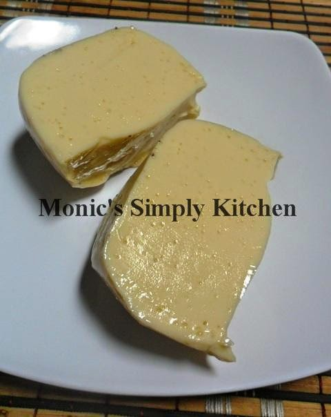 cara membuat egg tofu mudah