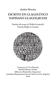 """ESCRITO EN GLAGOLÍTICO / NAPISANO GLAGOLJICOM"""