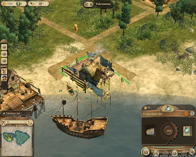 Anno 1404 save game