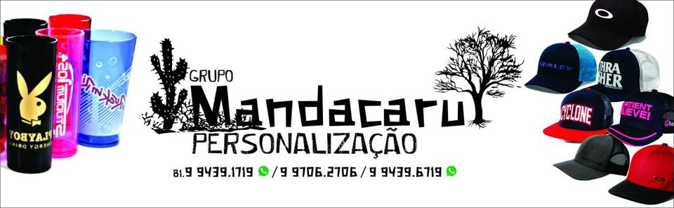 MANDACARU PERSONALIZAÇÃO