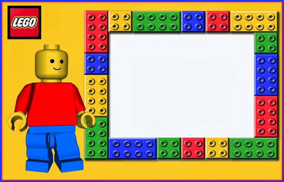 """Kit de Aniversário Digital Tema """"Lego"""" para Imprimir ..."""