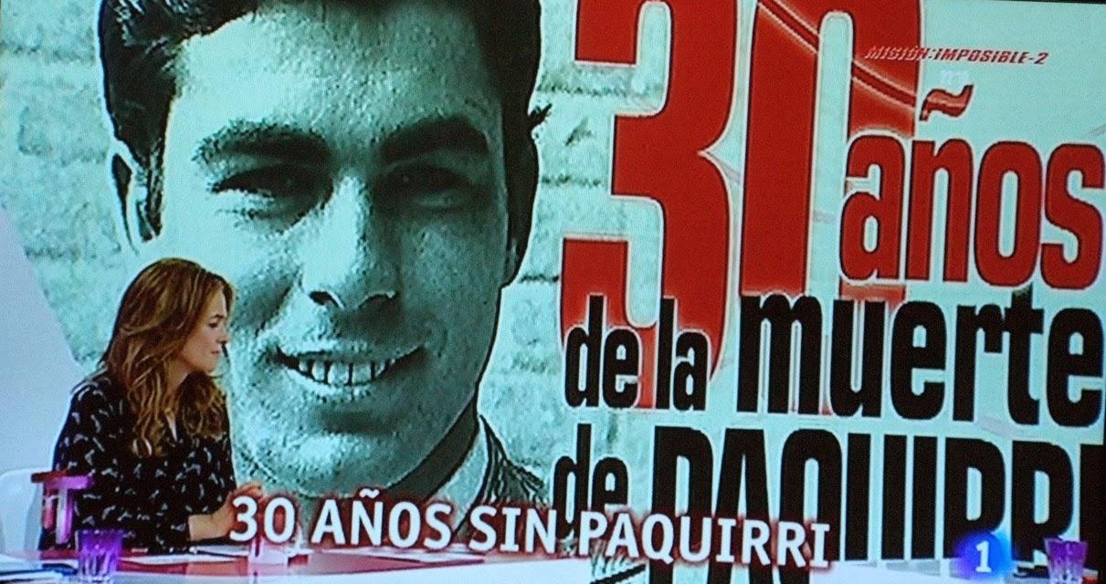 """... memoria del Maestro Francisco Rivera """"PAQUIRRI"""". Con respecto y emoción en sus """"30 AÑOS SIN PAQUIRRI"""". Gracias señorita Toñi desde este blog. en nombre ... - DSCF0001%252BA"""