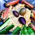Melanzani (Auberginen) - Hummus