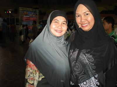 'BLIND DATE' BERSAMA KAK ANIE & CHE LAH MASTERCHEF MALAYSIA 2