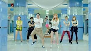 Berwisata Ala Gangnam Style