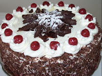 Resep Kue Ulang Taun Black Forest Bagi Pemula