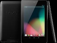 Harga dan Spesifikasi Tablet ASUS Google Nexus 7