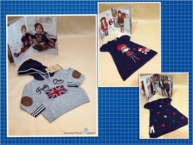 Colección mini otoño-invierno 2013-2014 Mayoral en Blog Retamal moda infantil y bebé
