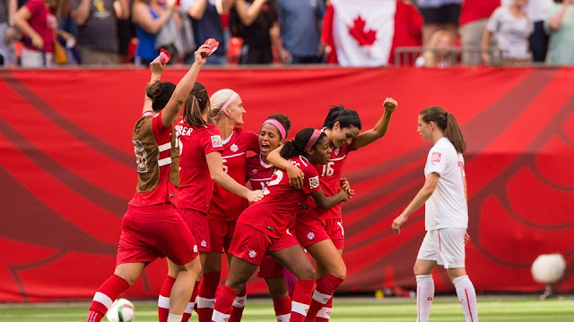 Highlights Canada 1 – 0 Switzerland (Women World Cup)