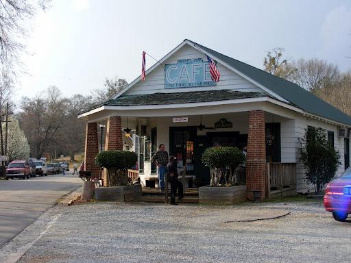 Whistle Stop Cafe Near Macon Ga