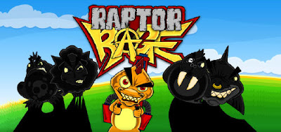FREE DOWNLOAD MINI GAME Raptor Rage 2012 (PC/ENG) GRATIS LINK MIRROR