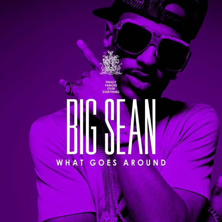 big sean album cover 2011. 2011 Big Sean – What Goes