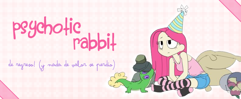 psychotic ♥ rabbit