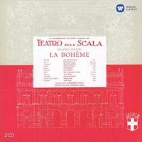 """""""la bohème"""" - Teatro de la Scala."""
