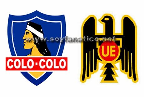 Colo Colo vs Union Española 2014