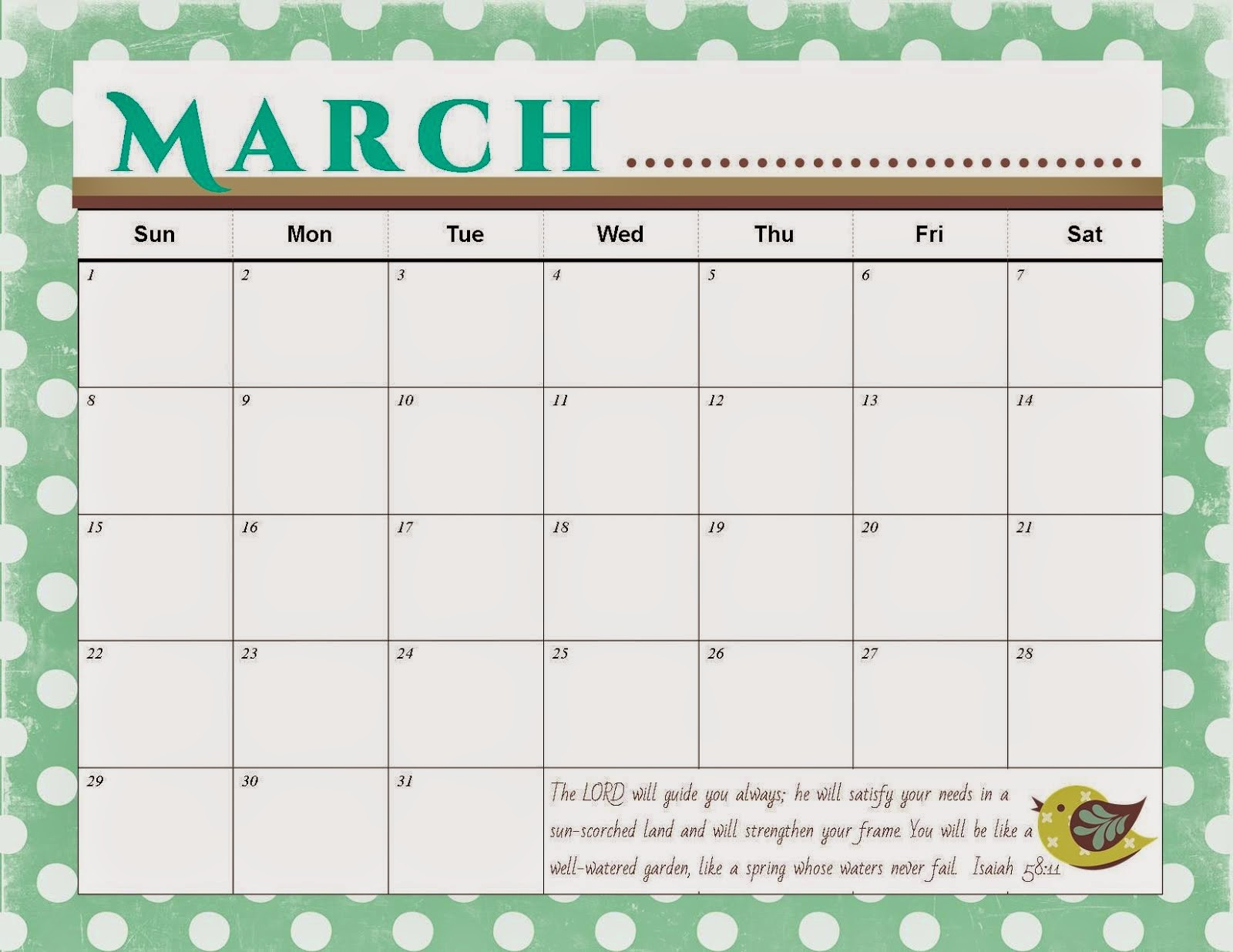 Printable Year View Calendar 2015/page/2   Search Results   Calendar ...