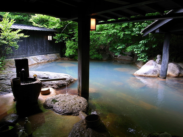 Japan, Kurokawa