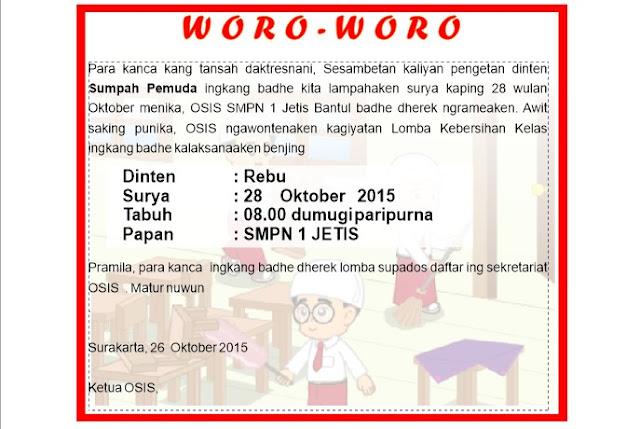 contoh-woro-woro-bahasa-jawa