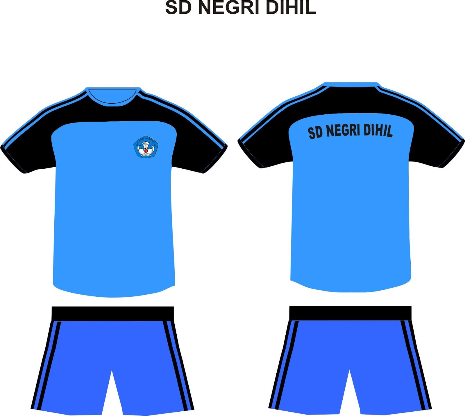desain kostum olahraga sekolah CONTOH DESAIN GARAPAN