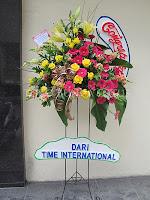 Beli bunga standing flowers murah di jakarta