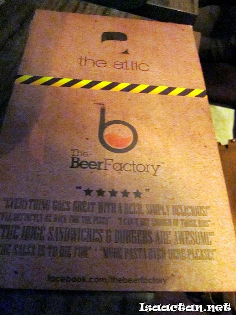 The Beer Factory Sunway Giza