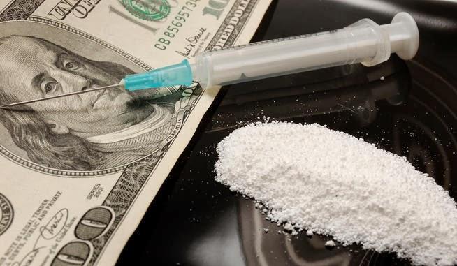 4 bahaya konsumsi narkoba jenis heroin