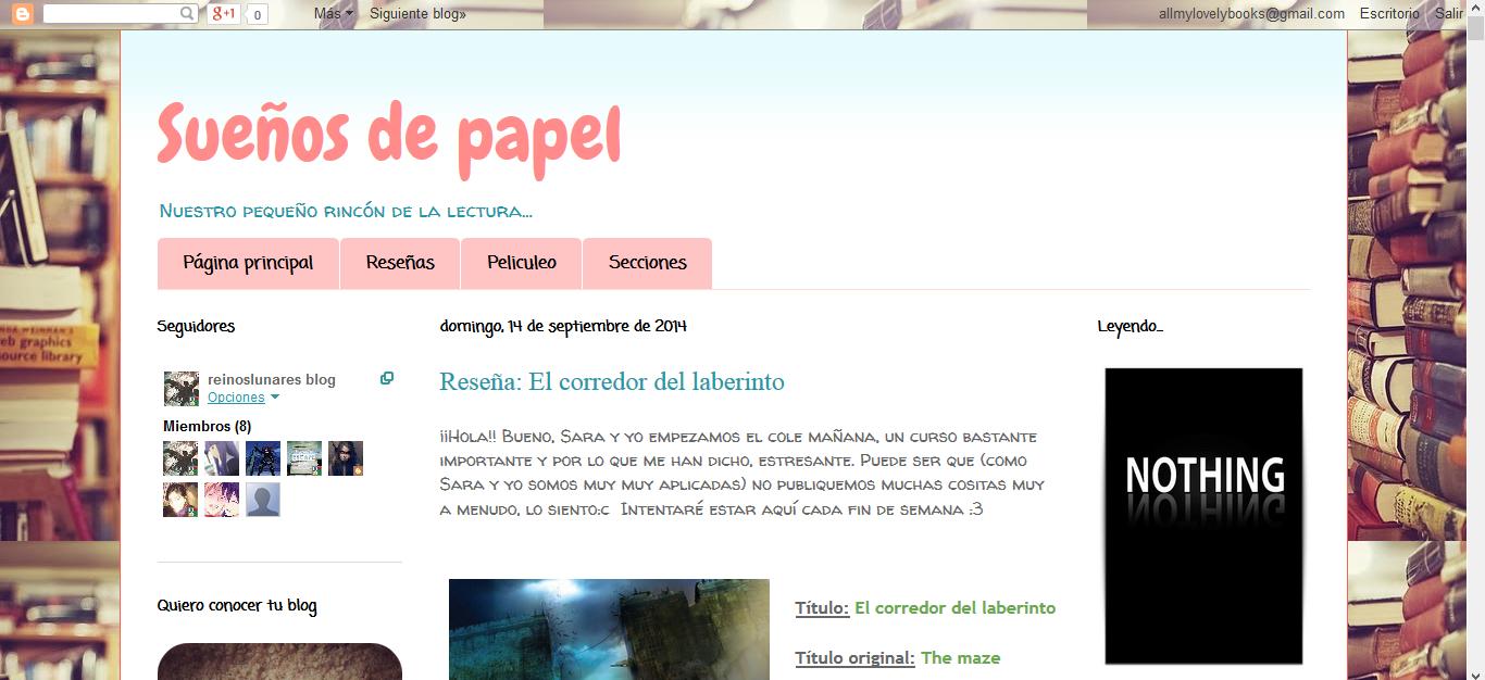 http://milyunavidasdepapel.blogspot.com.es/