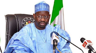 What Dankwambo said about Saraki's defection from APC to PDP
