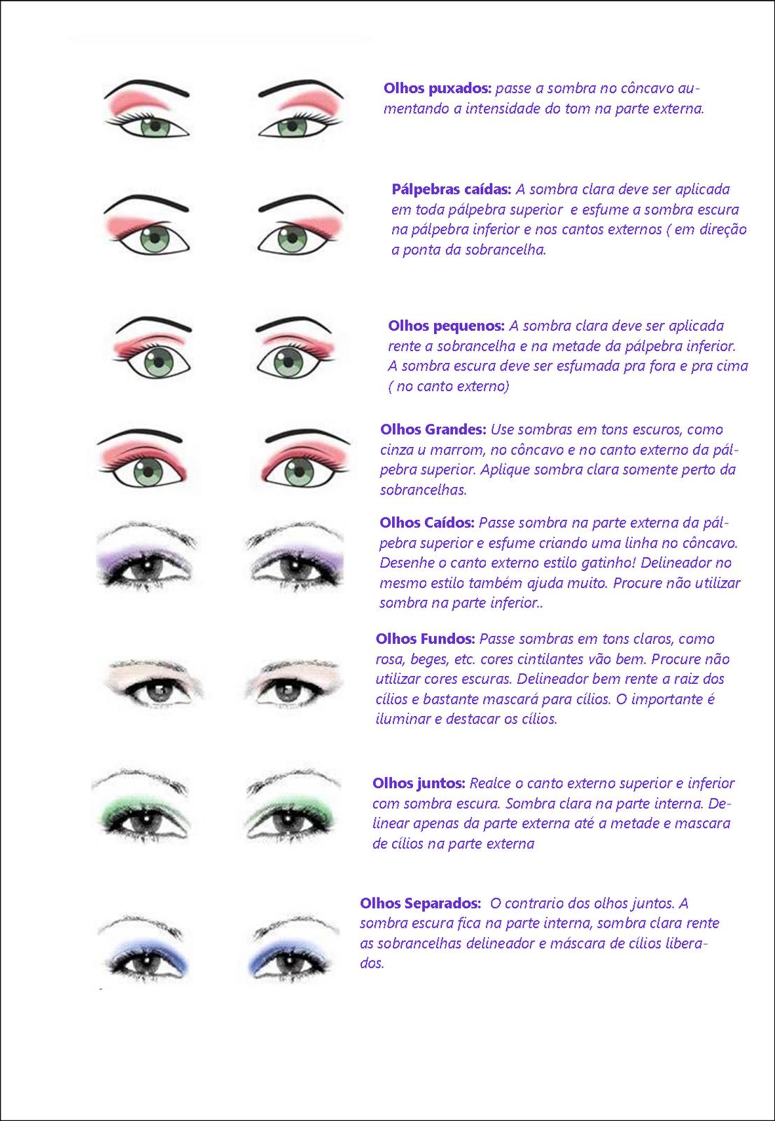 Como rejuvenescer a pele em volta de olhos durante 45 anos