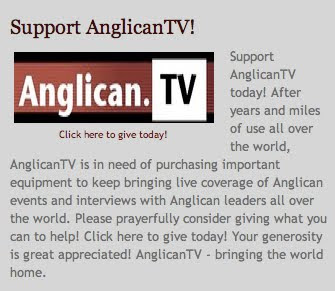 Support AnglicanTV