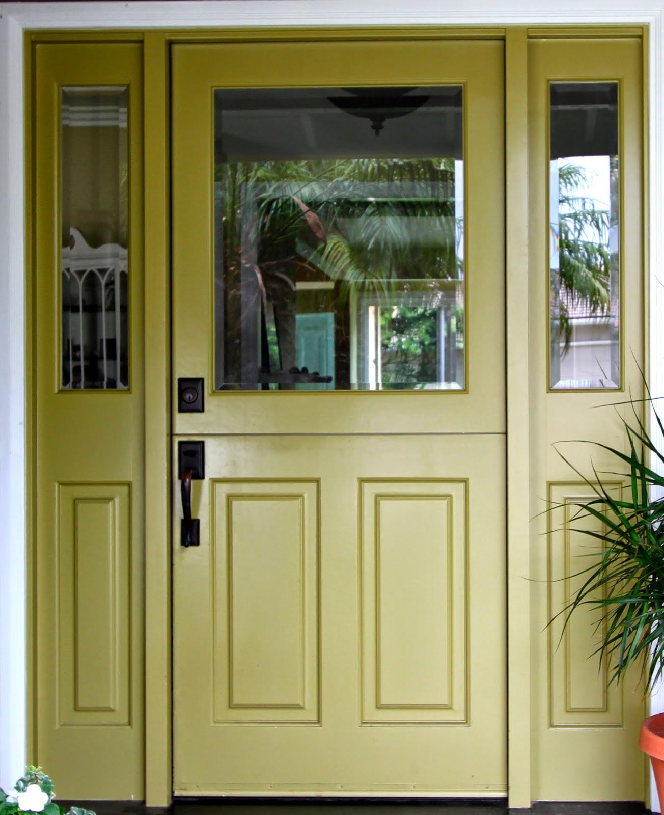 Sherri Cassara Designs: A few great doors colors