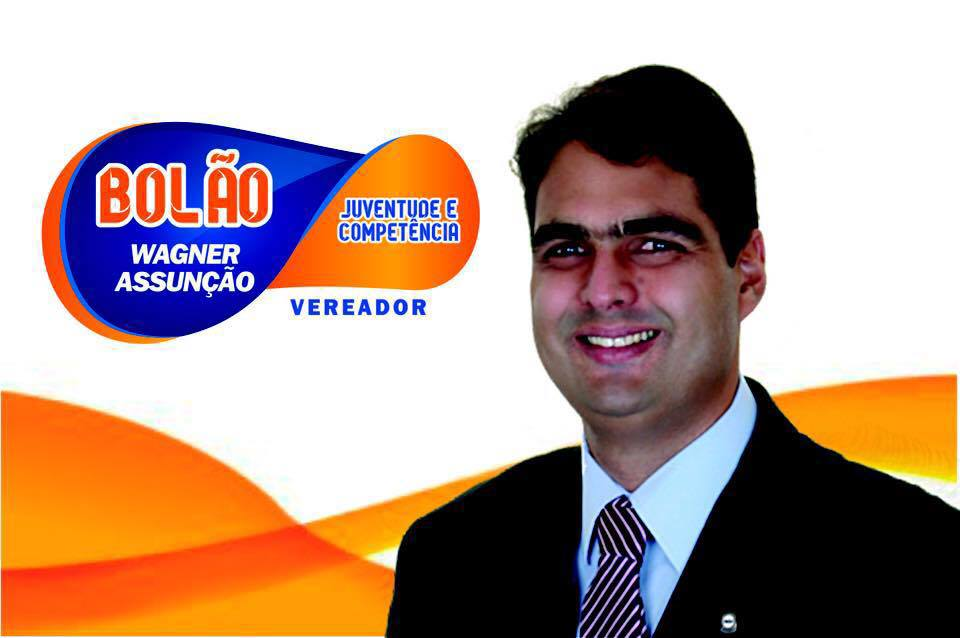 Vereador Bolão.