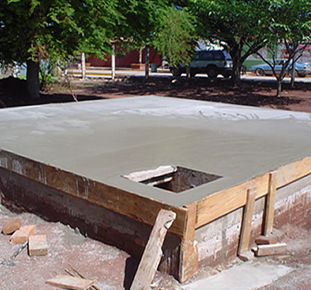 Vivienda multifamiliar las palas cisterna de concreto for Cisternas de cemento