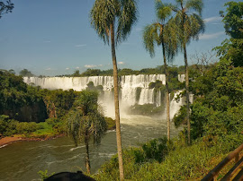 CATARATAS DEL IGUAZÚ (Pcia Misiones) ARGENTINA.