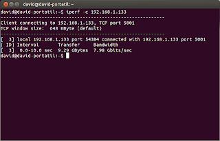 Cómo medir el ancho de banda en Ubuntu, tutorial internet ubuntu