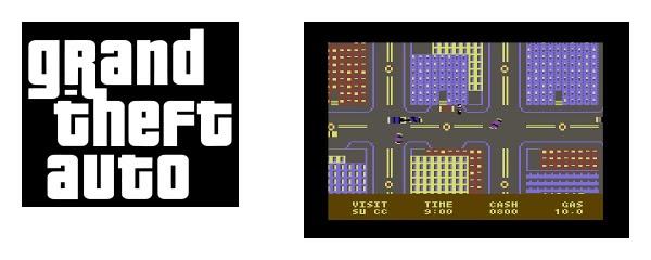 GTA C64 - New York City, de Synapse.