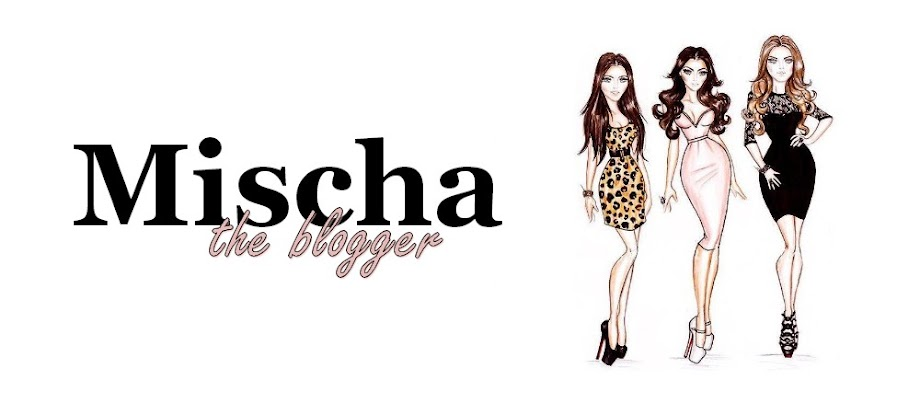 Mischa the blogger