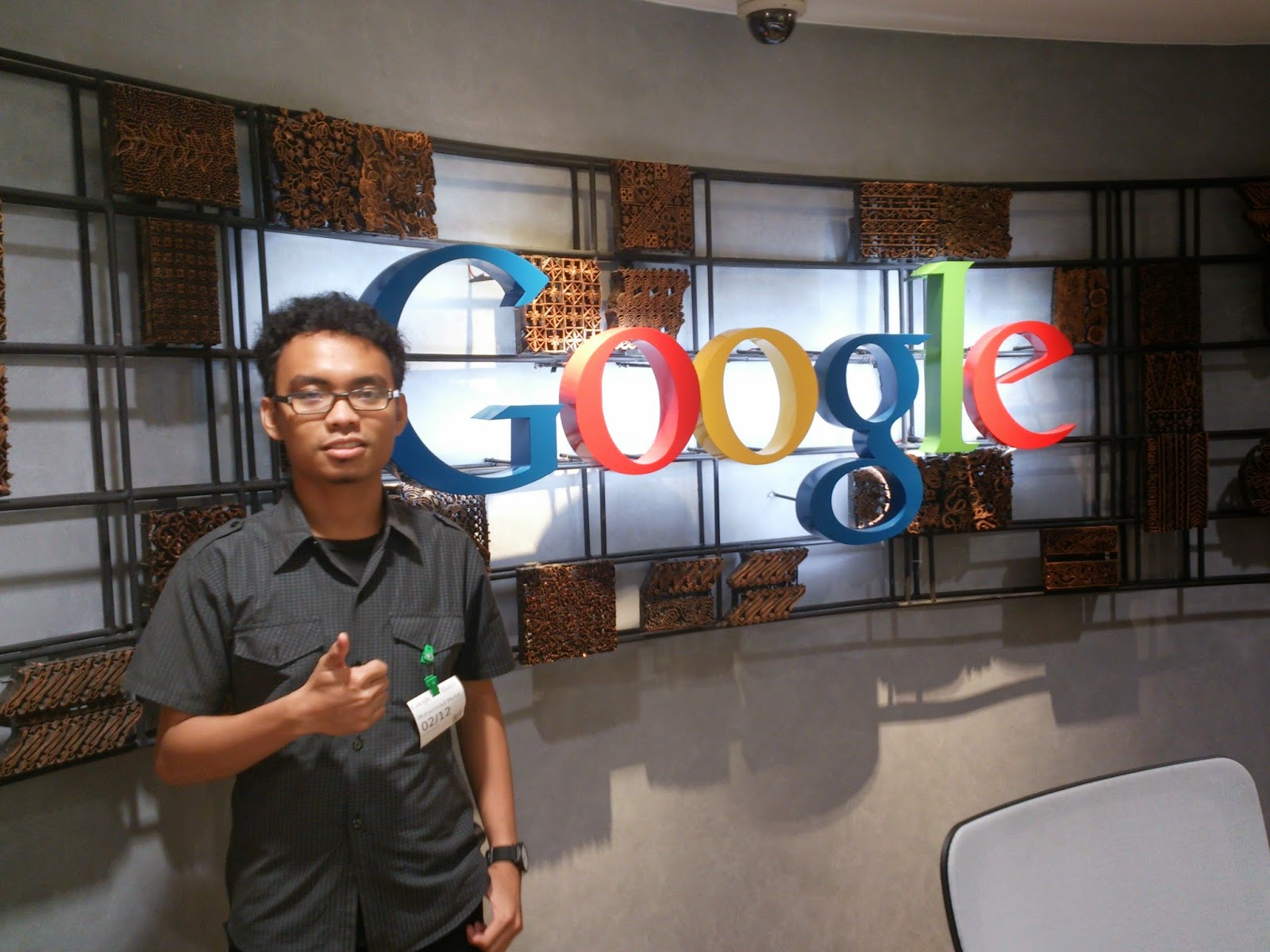 Google Student Ambassador 2014 - Muhammad Mufid Luthfi | MMufidLuthfi