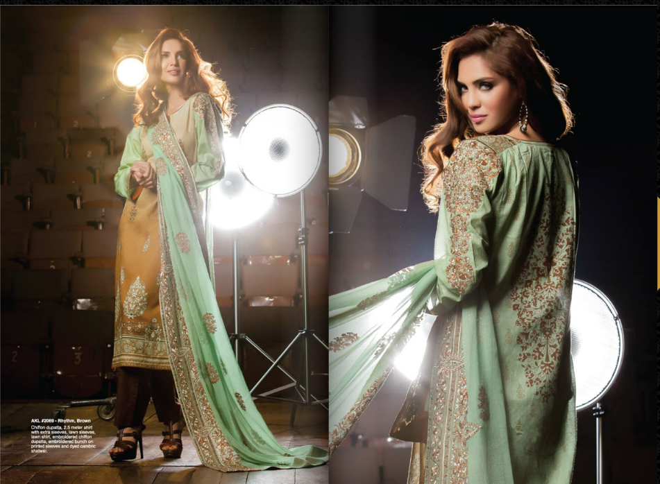 Al KaramLawnCollection2013 2014wwwShe9blogspotcom252842529 - Al-Karam Lawn Spring Collection 2013