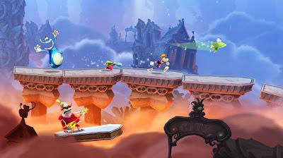 Rayman Legend Screenshots 1