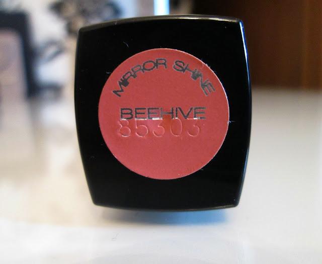 17 Mirror Shine Lipstick Beehive