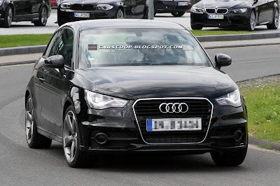 Audi S1 : Elle refait parler d'elle.