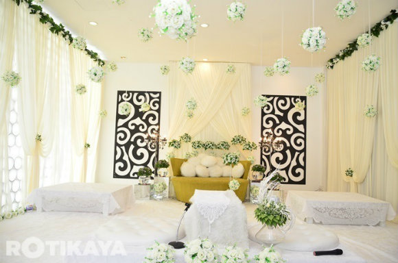 Gambar Perkahwinan Izzue Islam Dan Awin Nurin
