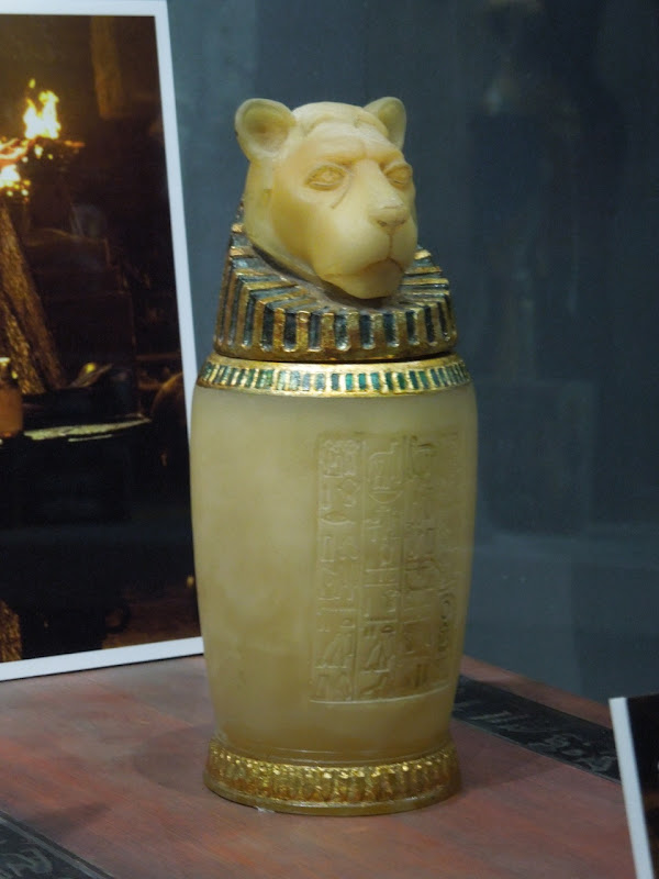 Canopic Jar Mummy movie prop